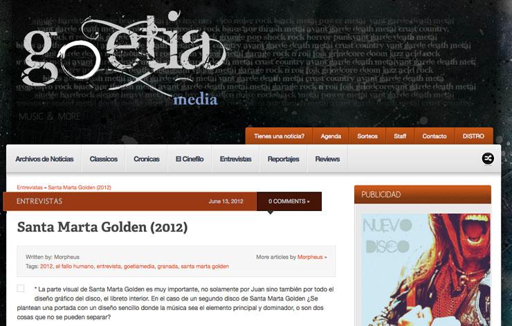2012-06-12---Goetiamedia-santamartagolden-entrevista