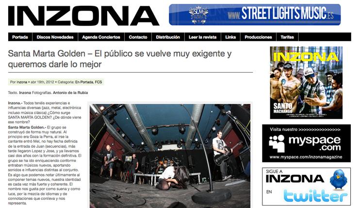 2012-30-03-Inzona-Entrevista-Santamartagolden
